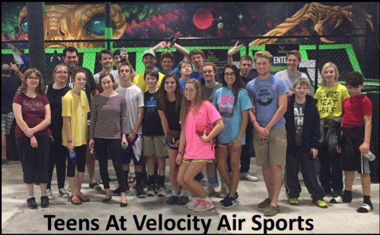 Teens Velocity